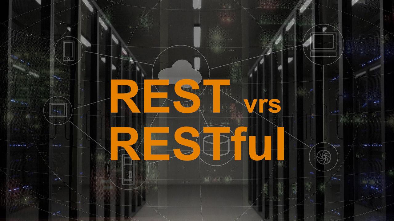 ¿Que es RESTful Web Service? y ¿qué es REST?