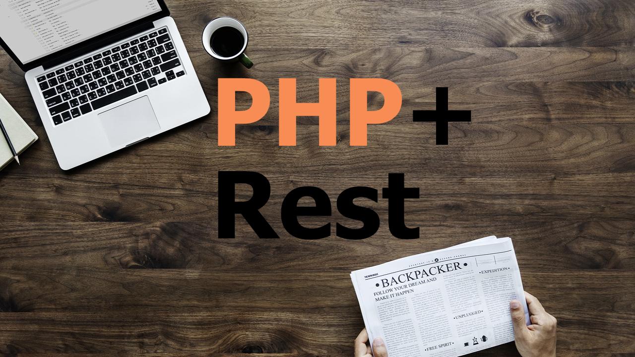 Cómo consumir Restful web services con PHP (API)