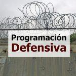 Programación defensiva