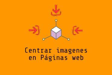 Como centrar imágenes en páginas HTML