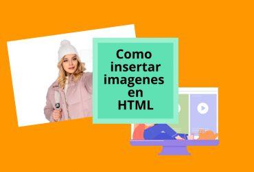Insertar imagen en HTML