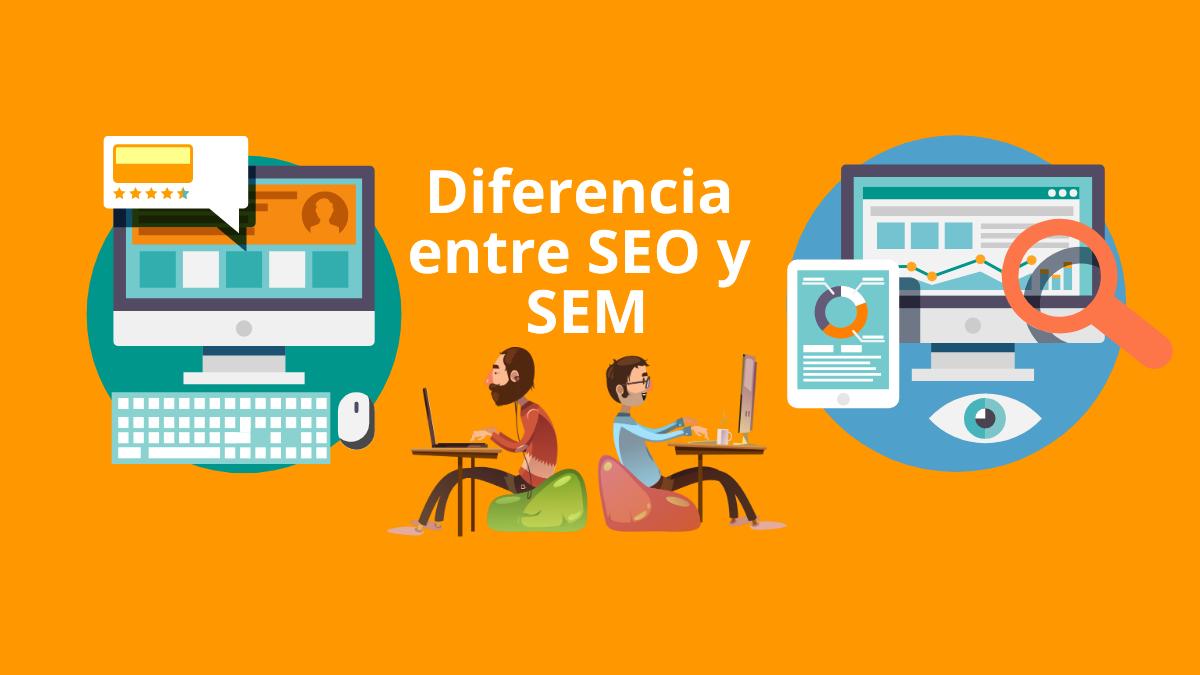 Cuál es la diferencia entre SEO y SEM